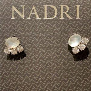 Nadri stud earrings